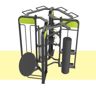 LD360-B多功能综合训练器