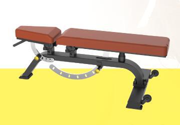 LD1039可调式哑铃练习凳