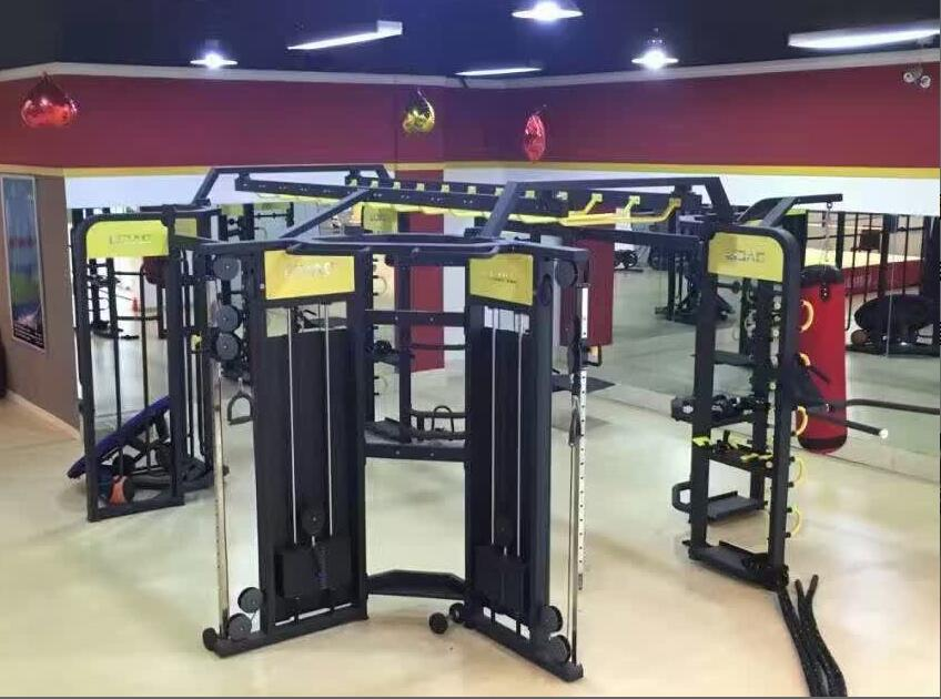 山东爱健身俱乐部